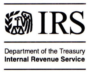 Department of the Treasure IRS changes